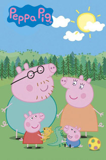 Веселый мультик про свинку Пеппа